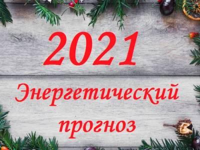 Энергетический прогноз 2021